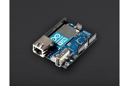 Arduino Yún- A New Arduino Microcontroller Board