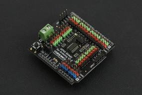 Gravity: GPIO Shield for Arduino