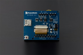 """3.5"""" TFT Resistive Touch Shield with 4MB Flash for Arduino and mbed"""