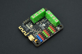 Romeo BLE mini - Small Arduino Robot Control Board with Bluetooth 4.0