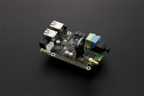 Expansion Shield X300 for Raspberry Pi B+/2B/3B