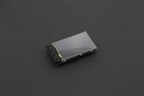 """TELEMATICS 3.5"""" TFT Touch LCD Shield"""