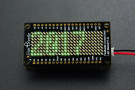 FireBeetle Covers-24×8 LED Matrix (Green)
