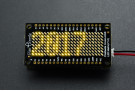 FireBeetle Covers-24×8 LED Matrix (Yellow)