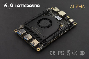 LattePanda Alpha 800s – Tiny Ultimate Windows / Linux Device