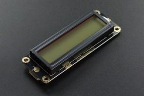 Gravity: I2C LCD1602 Arduino LCD Display Module (Gray)
