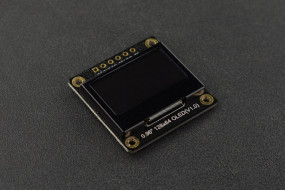 "Monochrome 0.96"" 128x64 I2C/SPI OLED Display"