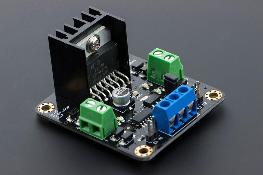 2A Dual Motor Controller