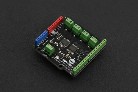 Dual Bipolar Stepper Motor Shield for Arduino (DRV8825