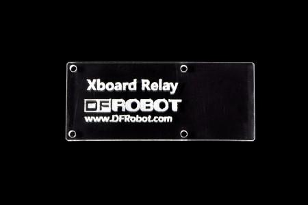 Acrylic Xboard Relay Base - Basic