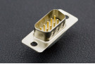 DB9 Male Connector For RS232/RS422/RS485