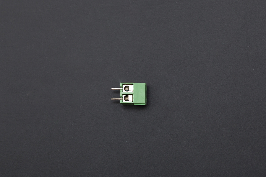 Screw Terminal 3.5mm Pitch(2-Pin)