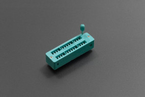 28-pin ZIF socket