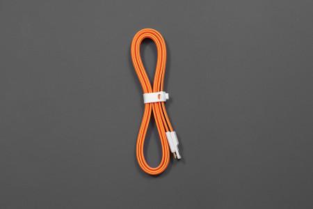 Flat Noodle Micro USB Cable 1.2m