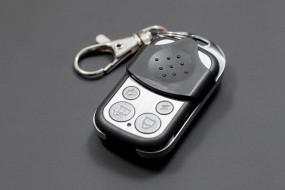 Remote Wireless Keyfob 315MHz (Metal)