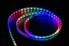 Digital RGB LED Weatherproof Strip 60 LED - (1m)