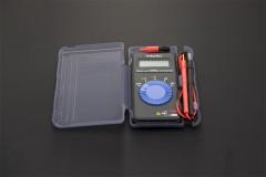 Digital Card Multimeter