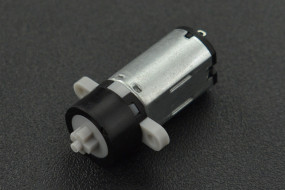 Micro DC Geared Motor 6V 112RPM