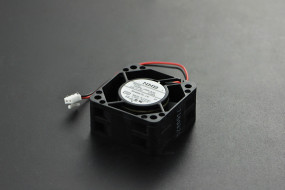 Brushless DC Fan For Nozzle