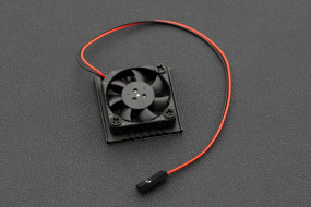 Aluminum Heatsink Cooling Fan for LattePanda V1