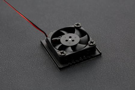 適用於LattePanda的鋁製散熱器冷卻風扇