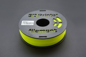 1.75mm-PLA-Fluorescent Yellow (1kg)