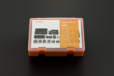 Gravity: Intermediate Kit for Arduino