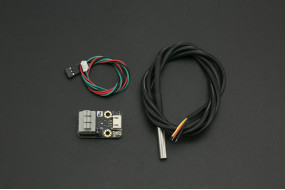 Gravity: Waterproof DS18B20 Sensor Kit (Discontinued)