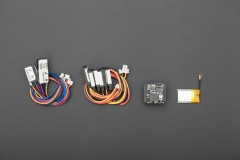 Nova Basic Kit (a coin sized Arduino Compatible Controller)