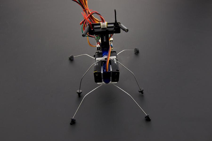 Insectbot hexa robot kit arduino ios compatible