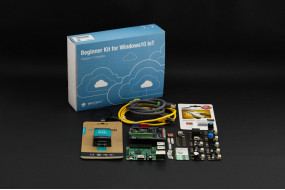 Gravity: Beginner Kit for Raspberry Pi 2 (Windows 10 IoT Compatible)