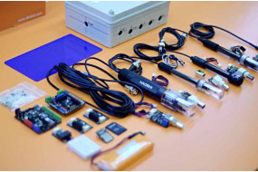 Gravity: KnowFlow Basic Kit - A DIY Water Monitoring Basic Kit
