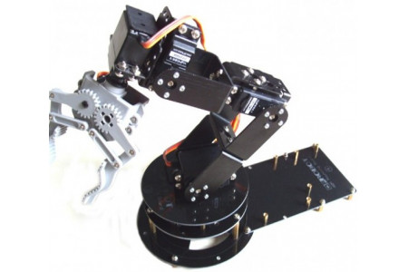 DFRA6DOF 6 degrees of freedom manipulating robot arm