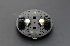2wd miniQ Robot chassis