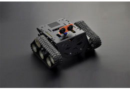 Product Review - Devastator Tank Mobile Robot Platform