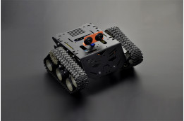 Product Review- Devastator tank mobile robot platform