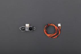 Gravity: Sharp GP2Y0A02YK IR ranger sensor (20-150cm)