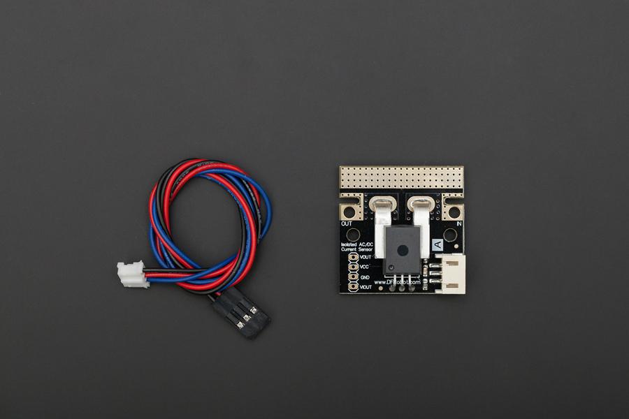 50A Current Sensor(AC/DC)