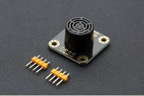 Fermion: URM07 - UART Low-Power Consumption Ultrasonic Sensor (20~750cm)