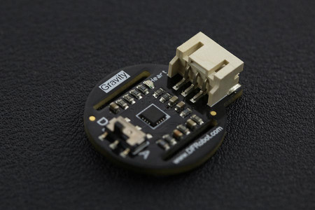 Gravity: Heart Rate Monitor Sensor for Arduino