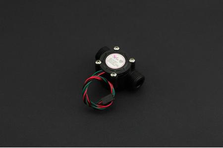 Liquid flow meter arduino robot