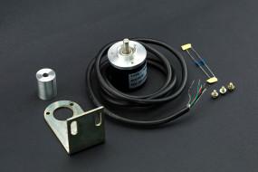 Incremental Photoelectric Rotary Encoder - 400P/R
