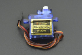 9g 180° Micro Servo (1.6kg)