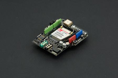 SIM 908 GPS/GPRS/GSM Shield For Arduino