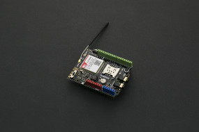 SIM808 GPS/GPRS/GSM Shield For Arduino