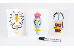 Flashing Card Set - Celebration Circuit
