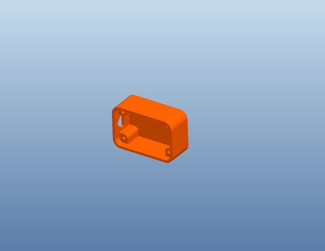3D printed bracket