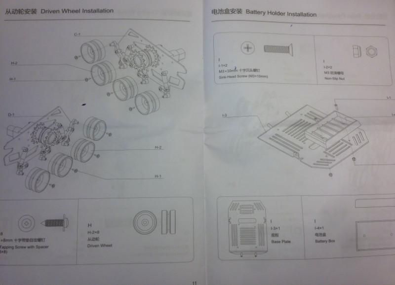 Devastator robot  installation instructions