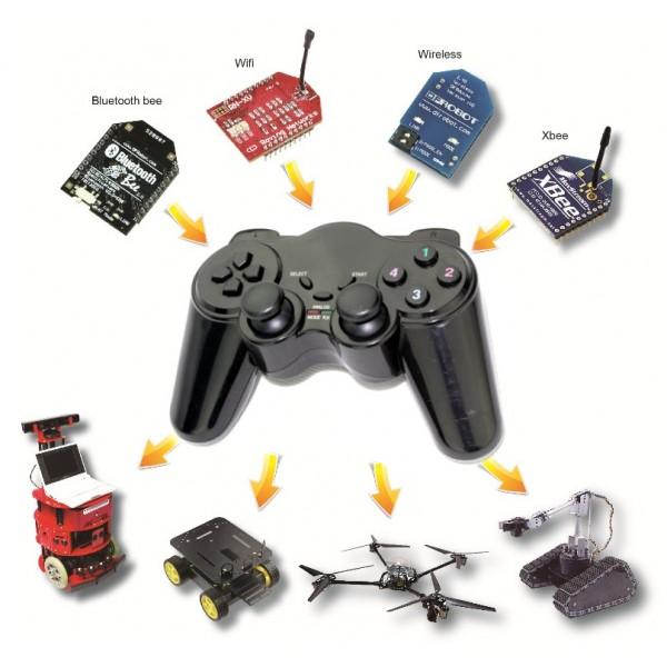 Gamepad wireless dfrobot