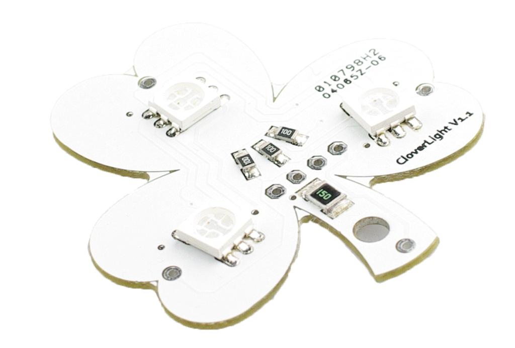rgb led module  unassembled kit